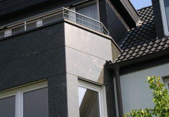 Eingang/Fassade